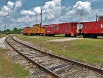 Carolina Transportation Museum del norte en chaqueta de punto Fotografía de archivo libre de regalías