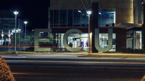Carolina University orientale fotografia stock libera da diritti