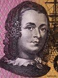 Caroline Chisholm portrait Royalty Free Stock Photo
