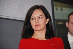 Caroline Flint, Hastings Stock Image