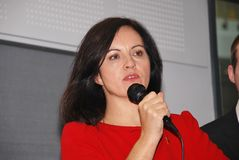 Caroline Flint, Hastings Stock Photos