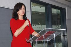 Caroline Flint, Hastings Stock Photography
