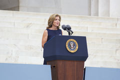 Caroline Kennedy Royalty Free Stock Photo