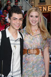 Caroline Sunshine,Adam Irigoyen Royalty Free Stock Photos