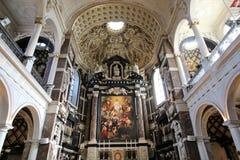 Carolius Borromeus Church Stock Images