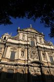 Carolus Borromeus Church at Antwerp Royalty Free Stock Image