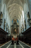 Carolus Borromeus Church in Antwerp, Belgium Stock Images