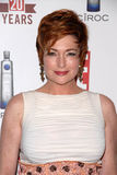 Carolyn Hennesy. At E!'s 20th Birthday Bash Celebrating Two Decades of Pop Culture, The London, West Hollywood, CA. 05-24-10 royalty free stock photography