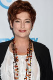 Carolyn Hennesy arrives at the 4th Annual Night of Generosity Gala Event Stock Photo