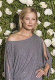 Carolyn Murphy. Model Carolyn Murphy arrives on the red carpet at the 71st Annual Tony Awards held at Radio City Music Hall in New York on June 11, 2017.  The Royalty Free Stock Photos