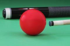 Carom balls Stock Image