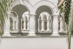 Carondelet Palace Government Quito Ecuador Royalty Free Stock Photography
