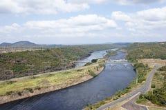 Caroni flod Arkivfoton