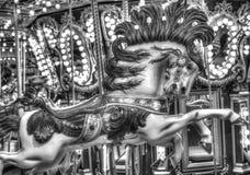 Carosello Fotografie Stock Libere da Diritti