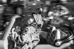 Carosello del bambino Fotografie Stock Libere da Diritti