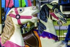 Carosello Horse Immagine Stock Libera da Diritti