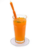carot汁液 库存照片