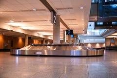 Carousal da bagagem Imagem de Stock Royalty Free
