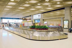 carousel авиапорта Стоковое фото RF