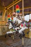 Carousel веселый делать Стоковые Фотографии RF
