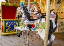 Carousel веселый делать Стоковое Изображение RF