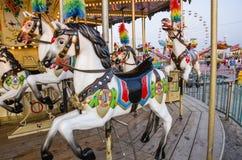 Carousel веселый делать Стоковое Изображение