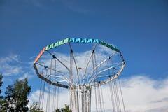 Carousel в Park стоковые фото