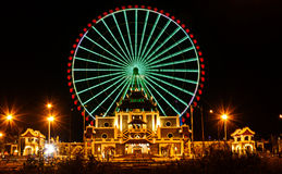 Carousel игр в Danang, Вьетнаме Стоковые Изображения RF