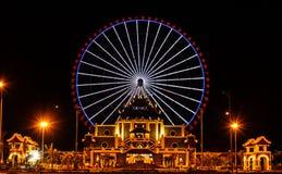 Carousel игр в Danang, Вьетнаме Стоковое Изображение