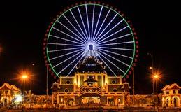 Carousel игр в Danang, Вьетнаме Стоковое Фото