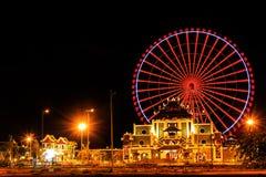 Carousel игр в Danang, Вьетнаме Стоковые Изображения