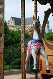 Carousel Парижа Стоковое Фото