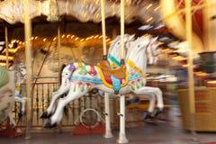 Carousel, Париж, франция Стоковое Фото