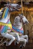 carousel старый Стоковая Фотография