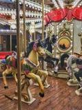 carousel старый Стоковые Фото