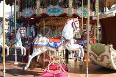 Carousel. Horse Stock Image