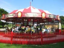 carousel 1920 s Стоковая Фотография