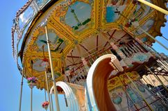 The Carousel Royalty Free Stock Photography