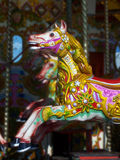 Carousel. A wonderful carousel I photographed in Brighton beach Stock Photography