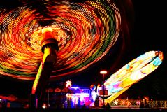 Carousel 3. Carousel fun abstract industries objects Royalty Free Stock Images