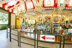 carousel Στοκ Εικόνα