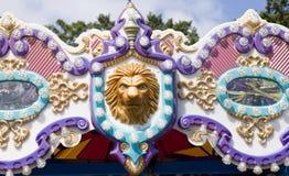 carousel Στοκ Φωτογραφία