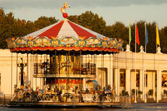 carousel Obrazy Royalty Free