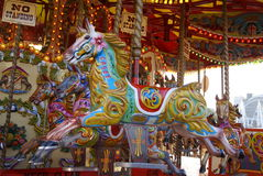 Carousel. amusement ride. recreation. children ride Royalty Free Stock Photography