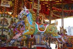 Carousel. amusement ride. recreation. children ride Royalty Free Stock Photography