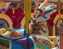 Carousel Animals Royalty Free Stock Images