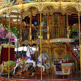 Carousel in Avignon Royalty Free Stock Photography