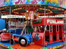 The carousel for children Stock Photo