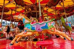 Carousel. Stock Photography