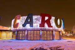 Carousel at Coney Island, Brooklyn Royalty Free Stock Photo
